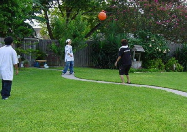 89-activities-PLAYING-BALL-IN-HOMESTAY-GARDEN